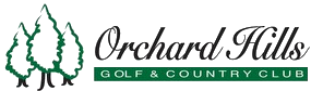 Orchard Hills Golf and Country Club logo